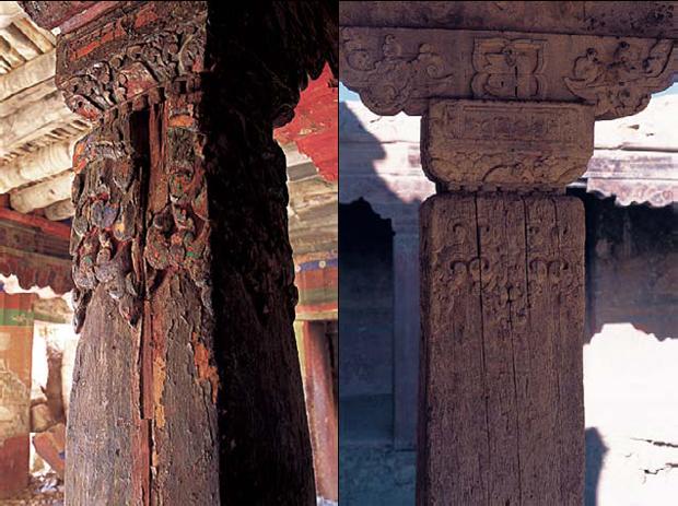 西藏   曲松县    拉加里王宫 - 海阔山遥 - .